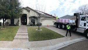 Picture Showing How to Prepare Your Home For Roof Replacement in League City, TX