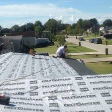 Picture Of How Long Does It Take To Reroof a House in League City, TX?