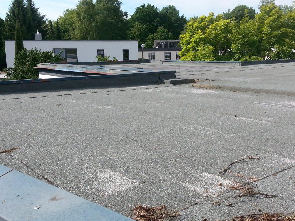 modified bitumen roofing vs tpo